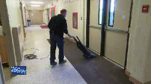 Green Bay custodian nominated for custodian of the year [Video]
