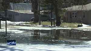 Flood concerns in New London [Video]