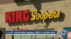 King Soopers/City Market, union reach tentative deal to avoid grocery worker strike in Colorado [Video]