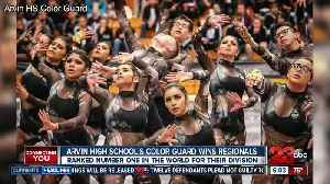 Arvin Color Guard ranked number one in the world [Video]
