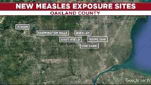 18 confirmed measles cases in Oakland County [Video]