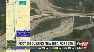 Public hearing to be held on widening I-275 near MLK [Video]