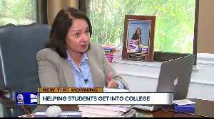 Consultants advising parents, students on getting into college [Video]
