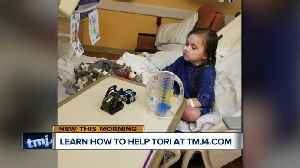 Mother's Intuition: A child's 'cold' turns life-threatening [Video]