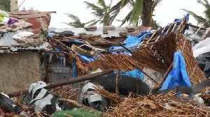 Mozambique braces for cholera after cyclone [Video]