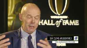 Sir Clive Woodward on RWC 2003 final [Video]