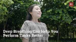 This Is What Deep Breathing Can Do For You: Try It [Video]