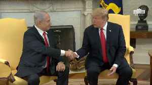 Prime Minister Netanyahu: 'We Have Never Had A Better Friend Than President Trump' [Video]