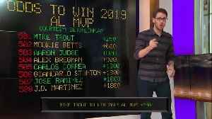 The Line: MLB Gambling Preview [Video]