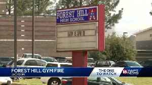 Fire breaks out at Forest Hill gym [Video]