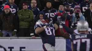 Top 10 moments of New England Patriots tight end Rob Gronkowski's career [Video]
