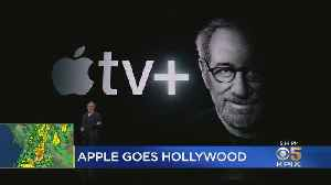 Apple Enlists Hollywood A-Listers To Unveil New Streaming Service [Video]