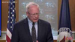 U.S. Special Envoy To Syria Says Islamic State Detainees Top Priority [Video]