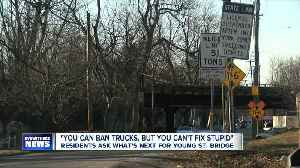 Residents ask what's next for Young Street bridge [Video]