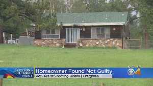 Jury Finds Evergreen Homeowner Innocent After Murder Charge [Video]