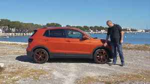 VW T-Cross - Does the smallest Volkswagen SUV delivers what it promises? [Video]