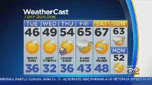 New York Weather: 3/26 Tuesday Morning Forecast [Video]