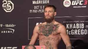 Conor McGregor announces his retirement from MMAg [Video]