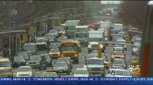 New York City Congestion Pricing Plan Gains Support, Backers Rally [Video]