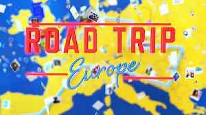 Road Trip Day 7 - Europe's truck driver shortage [Video]