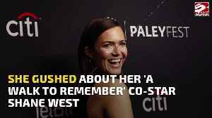 Mandy Moore receives star on Hollywood Walk of Fame [Video]