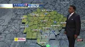Lelan's early morning forecast: Tuesday, March 26, 2019 [Video]