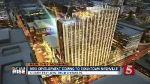 MGM Resorts' Nashville Yards project includes 21-story hotel [Video]