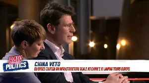 Raw Politics: Did Italy go against EU interests in China trade negotiations? [Video]