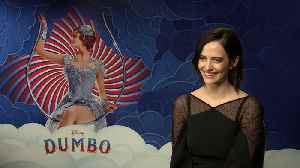 Eva Green on working with Colin Farrell [Video]