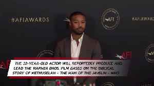 Michael B. Jordan to star in Methusaleh [Video]