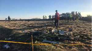 Preliminary Report On Ethiopian Airlines Crash 'Likely' Released This Week [Video]