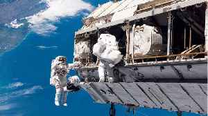 First All-Female Spacewalk Cancelled Because Of Suit Issues [Video]