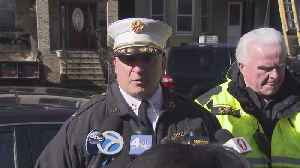 Jersey City Fire News Conference [Video]