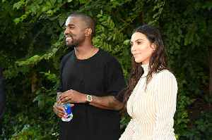 News video: Kanye and Kim Launch Yeezy Lemonade Stand for Charity
