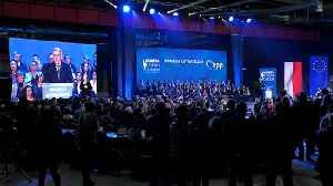 Pro-European Coalition in Poland challenges conservative Law and Justice party [Video]