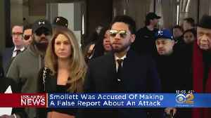 Prosecutors Drop All Charges Against Actor Jussie Smollett [Video]