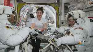 First All-Female Spacewalk Delayed [Video]