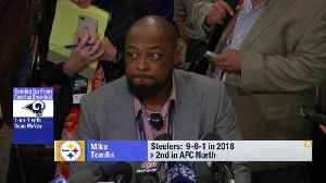 Pittsburgh Steelers head coach Mike Tomlin addresses critiques on quarterback Ben Roethlisberger: 'I have no problem with his le [Video]