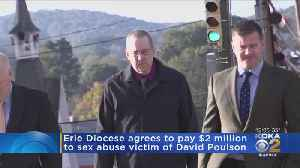 Erie Catholic Diocese To Pay Sexual Abuse Victim, Forced To Say Confession, $2 Million [Video]