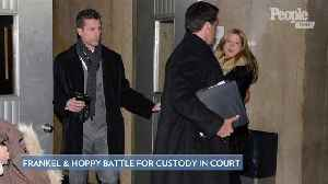 Bethenny Frankel Testifies Jason Hoppy Would 'Harass' Her During Her FaceTime Calls with Daughter [Video]