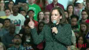Kamala Harris Wants to Boost Average Teacher's Pay by $13,500 [Video]