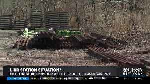 Residents Say Defunct LIRR Station Is An Eyesore [Video]
