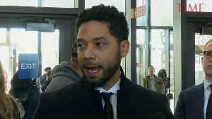 Prosecutors Drop All Charges Against Jussie Smollett in Connection With Hate Crime Claim Play Video [Video]