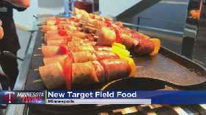 A Preview Of New Target Field Foods This Twins Season [Video]