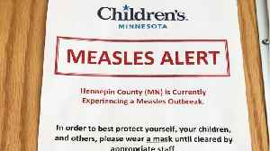 Measles Outbreak Declared In Five States [Video]