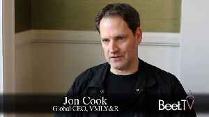 Smart Agencies Embrace In-Housing: VMLY&R's Cook [Video]