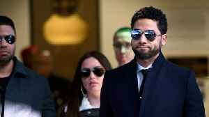 Fox Network 'Gratified' Charges Against Jussie Smollett Were Dropped [Video]