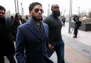 News video: Jussie Smollett Issues Statement After Charges Against Him Are Dropped