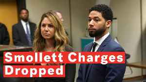 All Charges Against Empire Actor Jussie Smollett Dropped By Chicago Prosecutors [Video]
