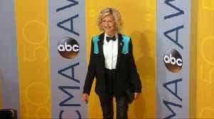 Olivia Newton-John 'haunted' by ghosts of celebrity friends [Video]